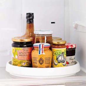 冷蔵庫の回転台 マワリーナ 写真