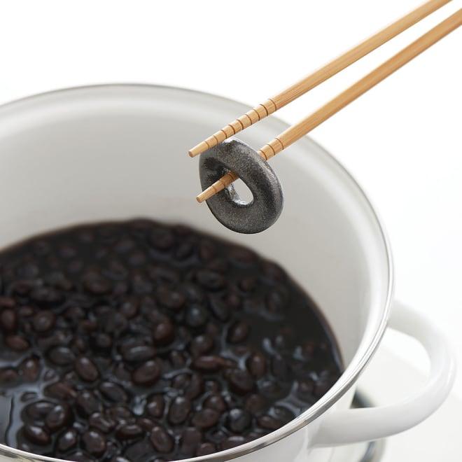 家事問屋 てつまろ 黒豆と一緒に煮めばつやつやの仕上がりに。