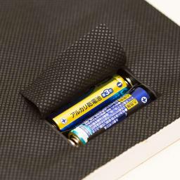 ハロウィン ウォールアート 3柄セット 電池BOXのフタはついておりません