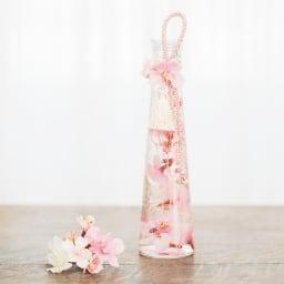 桜のハーバリウム イ)ピンク系(枝垂れ桜)