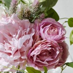 PRIMAメルシーブーケ ピンク系 優しいピンク色のラナンキュラスやピオニー