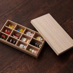 箸置きセット カレンダー 木箱入りでギフトにも!