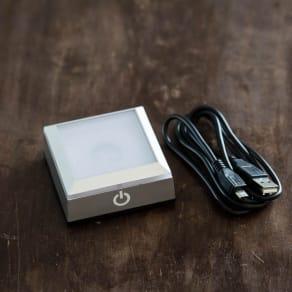 ハーバリウム用LED台 写真
