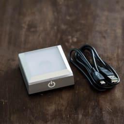 ハーバリウム用LED台 USBケーブル、または電池使用の2パータン