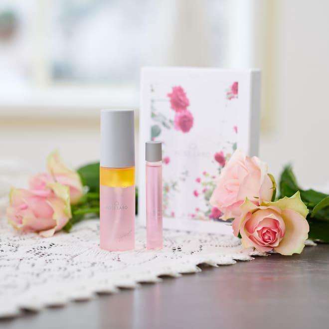 ROSE LABO KAORI COLLECTION ローズの香りと成分を楽しめるセット