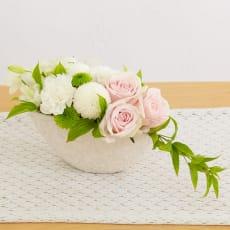 生花お供えアレンジメント「優しい想い」