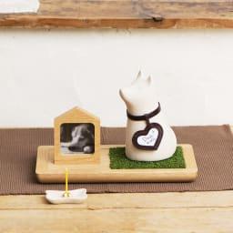コッコリーノ【Coccolino】 ワンチョA ネーム彫付き ステージ付き フルセット (キ)ハート・チョコ・ライト