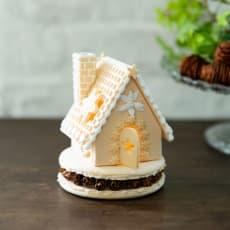 手作りブレッドハウス(お菓子の家)ライト