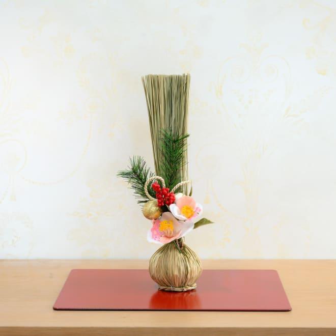おうちで簡単わら玉アレンジキット(ホワイトピンク)