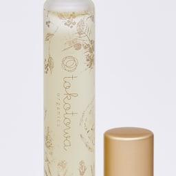 トコトワハンドクリーム&パフュームオイル ホワイト - Hope & Bloom - パフュームオイルはネイルに、ヘアにと1本お出かけポーチに忍ばせると便利な1品