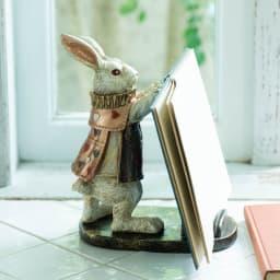 マルチホルダー ウサギ