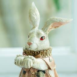 マルチホルダー ウサギ アンティーク仕様となっています