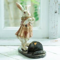 マルチホルダー ウサギ 携帯やタブレットの置き場として!可愛らしいホルダー