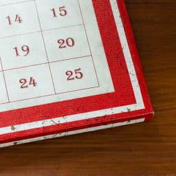 アドベントカレンダー LED ウォールライト 壁飾り 壁掛け  キャンドル クリスマス ギフト プレゼント カレンダーはアンティーク加工です(汚れではありません)