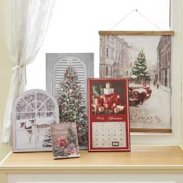 アドベントカレンダー LED ウォールライト 壁飾り 壁掛け  キャンドル クリスマス ギフト プレゼント LEDウォールアートシリーズ
