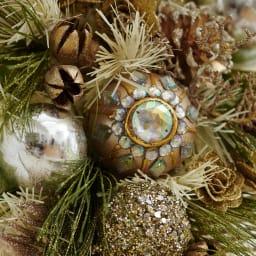 スワッグ アーティフィシャルグリーン クリスマス インテリア 飾り 壁飾り 雑貨 オーナメント