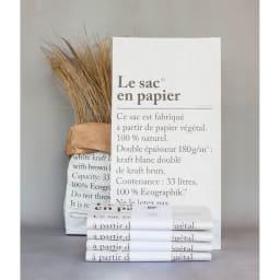 BE-POLES PAPER BAG(ビーポール/ペーパーバッグM) フランス生まれの万能ペーパーバッグ