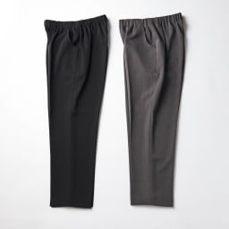 カインドケア/くつろ着パンツスタンダード婦人用3L ブラック、グレーの2色展開 ※写真は同商品のサイズ違いGF0338(Mサイズ)です。