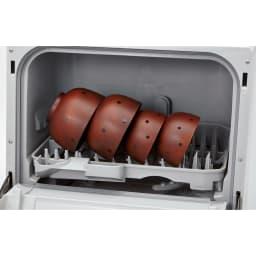 レンジと食洗機が使えるシリーズ 汁椀2個&小丼2個 食洗機で