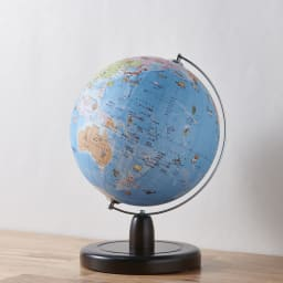 SHOWAGLOBES 絵入りひらがな地球儀 21cm