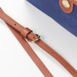 FRAME WORK ショルダーバッグ (イ)ネイビー ※ネイビーのみバッグ色に合わせてショルダーの色が異なります