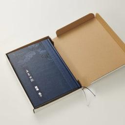 ディアカーズ5年日記 和風『花』(名入れ有) 箱に入れてお届け