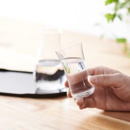 クラフト酒グラス 三種揃 冷酒を入れて一杯やりたくなります