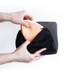 BANALE(バナーレ) ミニピロー カバーは洗濯可能。汚れたら気軽に洗えます
