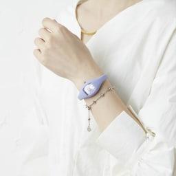 1AR by UNOAERRE/ワンエーアール バイ ウノアエレ イージーウォッチ (カ)ライラック