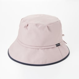 ベル・モード GORE-TEX(R) 晴雨兼用リバーシブルハット (ウ)ピンク・チャコール