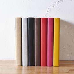 ディアカーズ 革カバー5年日記帳(箔押し名入れあり) 選べる7カラー