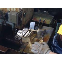 KISSO/キッソオ 靴ベラキーホルダー 職人がひとつひとつ丁寧に仕上げます。