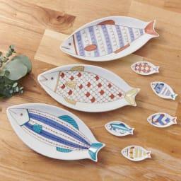 ハレクタニ 魚皿