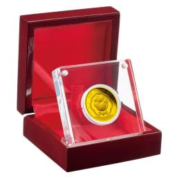 2020年「子年」カラー金貨 1000ニュルタム(ブータン)