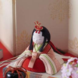 桐箱入とのとひめ 雛人形 ひめ