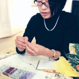 かんな先生天然石バックチャーム 浅田かんな先生が、2020年にふさわしいパワーストーンを選び、ひとつひとつ丁寧に組み上げます。
