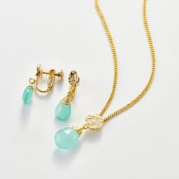 AZUNI ドロップネックレス  【イギリス王室キャサリン妃着用で話題のブランド】 別売りのイヤリングと合わせると素敵です。