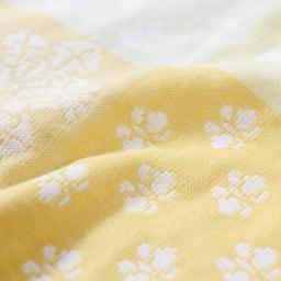 サラリとした肌触り!紀尾井【今治】ガーゼタオルハンカチ 柄が選べる2枚組 表はガーゼ仕様で、さらりとした優しい手触り。