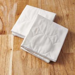 パシーマ(R)たっぷり水吸いサラリと乾く!キッチンふきん(M2枚組) Mサイズ2枚組でお届けします。