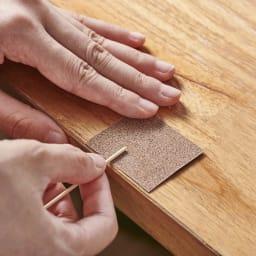 Toumei/トウメイ 盆栽 お客様にて付属のヤスリで接続パーツを削り、組み立てていきます。