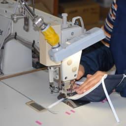 備後デニムマスク 同色3枚セット(男性・女性両用) 日本製 アパレルメーカーが丁寧に縫製。