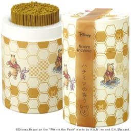 ディズニー ルームインセンス  <くまのプーさん>はちみつの香り(蜜をイメージして配合した甘くやさしいはちみつの香り。)(イ)くまのプーさん&美女と野獣 ※2個セットです