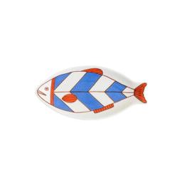 ハレクタニ 小魚皿 【選べる3枚組】 (オ)濃青