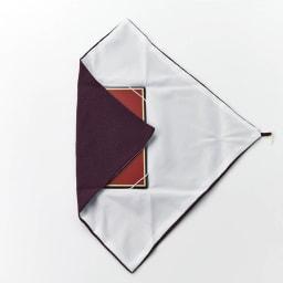 京都正絹ちりめん台付袱紗 ボックス入り ふくさを使用するということは、先人への「お気持ち」も大切に包み、丁寧に礼を尽くす、日本独自の礼儀を重んじる風習からきています。