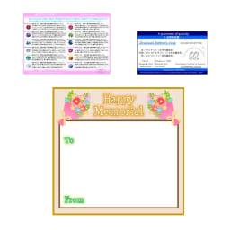 【誕生石が選べる】【オリジナルメッセージが刻める】お守りんぐハッピースプーン SV925 品質保証のギャランティカード、誕生石のお話、フリーメッセージカードをセットでお届け。