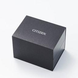 CITIZEN/シチズン【メンズ】レザーベルトクロノグラフウォッチ エコ・ドライブ BL549611E