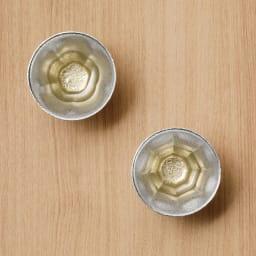 八角アペリティフカップ 銀雅堂 1個 ※お届けは右下の商品です