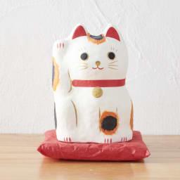はりこーシカ 招き猫(柄)
