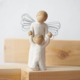 ウィローツリー天使像 Guardian Angel 守護天使