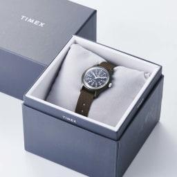 TIMEX /タイメックス オリジナルキャンパー29mm 箱入りでギフトにもおすすめ。